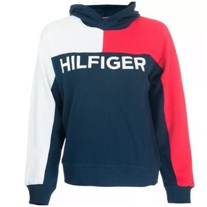 Tommy Hilfiger Hoodie Pullover Big Front Logo